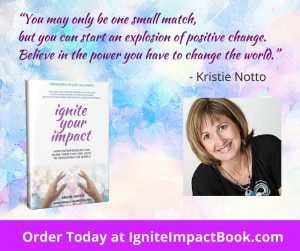 Kristie Notto Ignite Your Impact